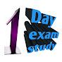 1 Day Exam Study
