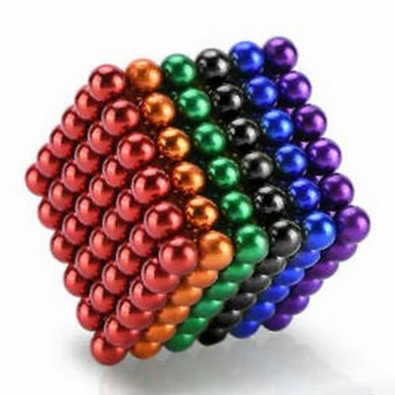 Mini Magnetic Balls