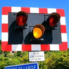UK Level Crossings Channel