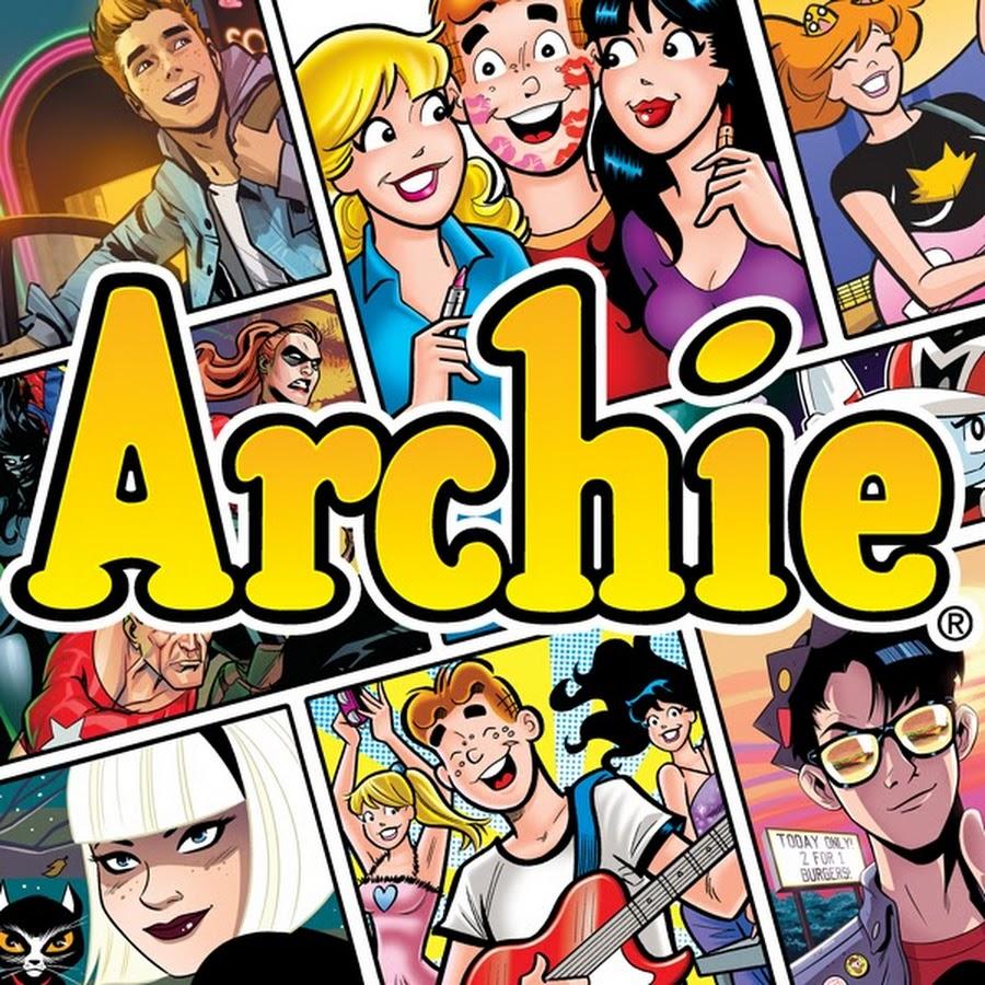 Archie Comics Youtube