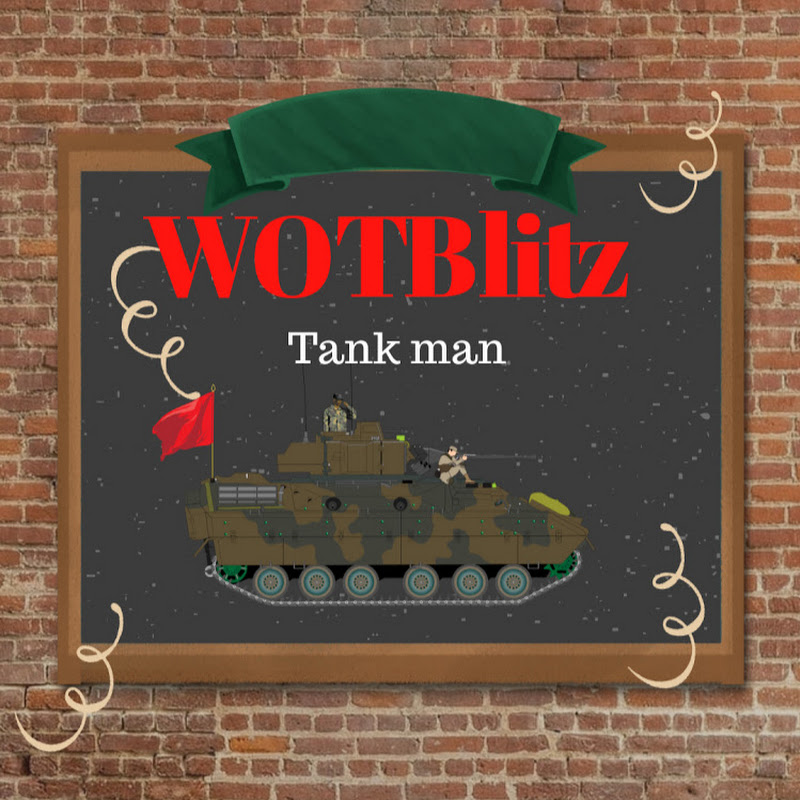 WOTblitz Tankman (wotblitz-gamerlk)