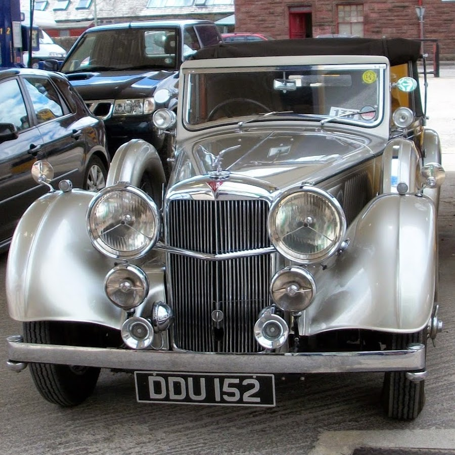 Vintage & Classic Cars Scotland