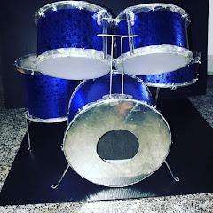 Drum handmade Minidrum
