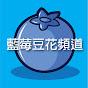 藍莓豆花 Blueberry Tofa