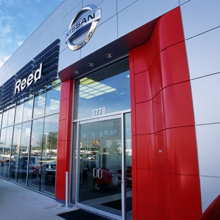 Reed Nissan Youtube