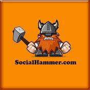 SocialHammer - продвижение инстаграм, вконтакте.