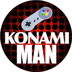 Konami Man