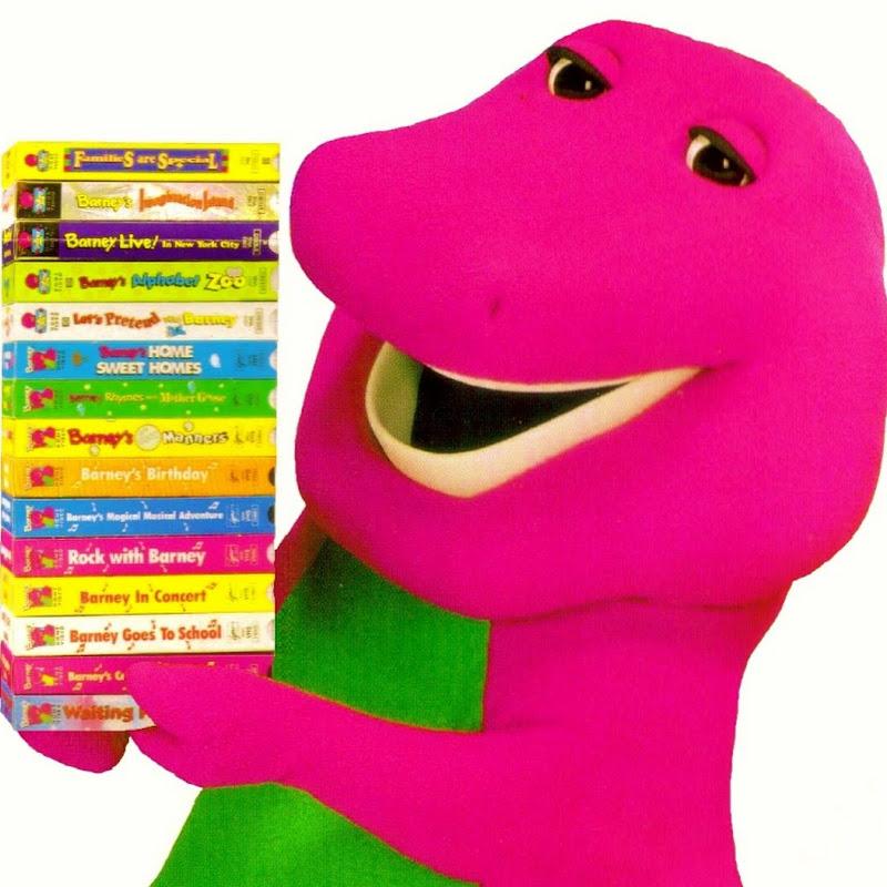 Barney & The Backyard Gang: Barney In Concert (1991