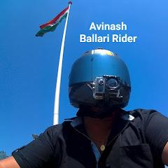 Ballari Rider Avinash