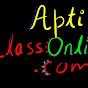 apticlassonline