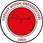 Yozgat Bozok Üniversitesi  Youtube video kanalı Profil Fotoğrafı