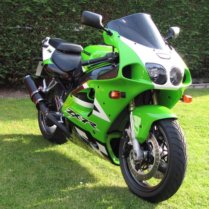 Kawasaki Zx 7r As New Funnycattv