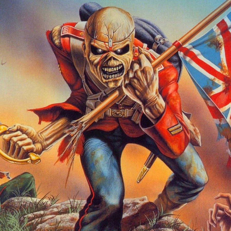 Wallpaper Iphone Iron Maiden: By ChaatuXx