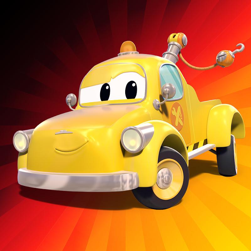 Tom der Abschleppwagen in Car City - Autopolis