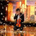 Channel of Tyler Butler-Figueroa, Violinist