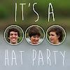 It's a Hat Party