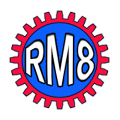 RM8 LEGO Garage - BrickGarage