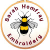 Sarah Homfray Embroidery