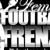Female Football Frenzy Football. Faith. Fashion.