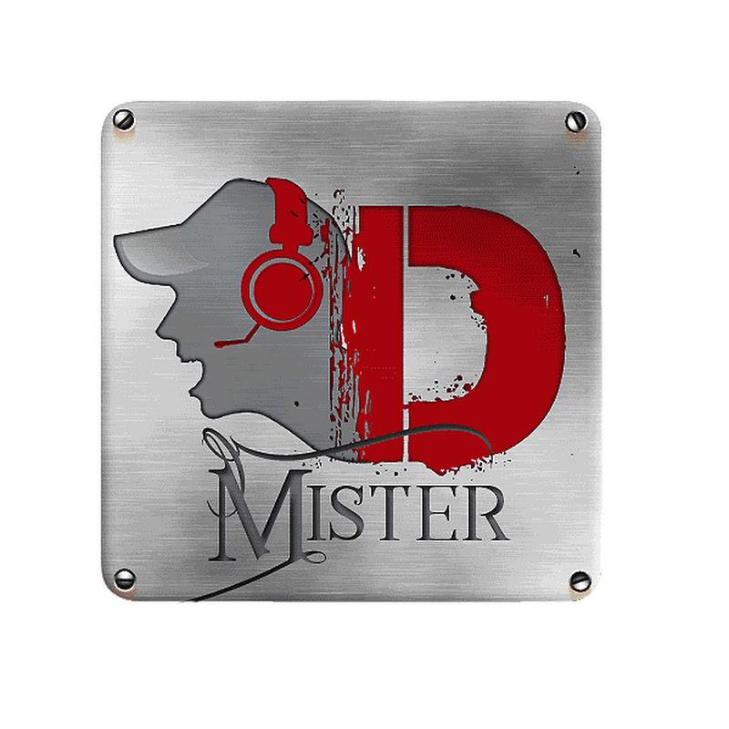 Youtubeur Mister-D