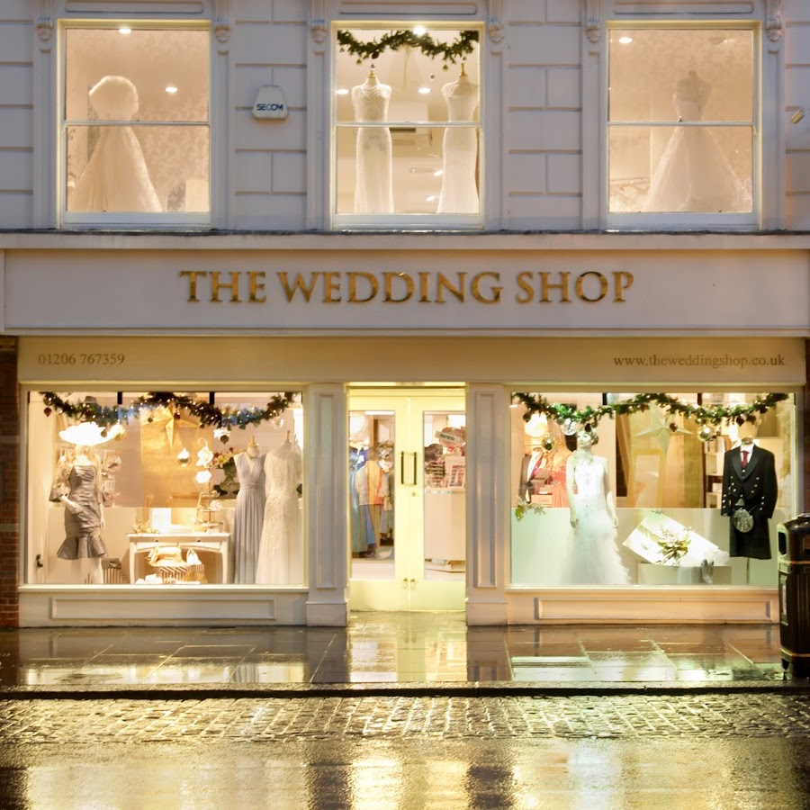6c2ed0cb574b0a The Wedding Shop - YouTube