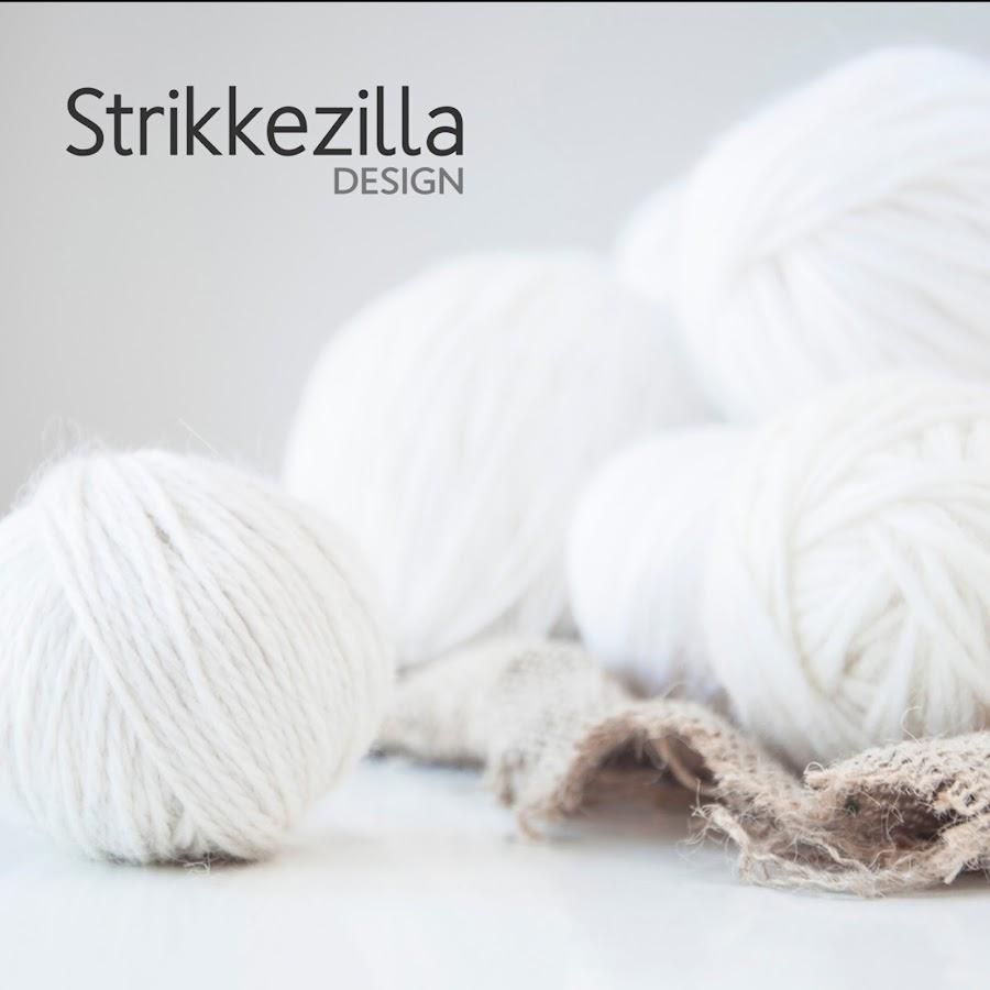 ca401a84f Strikkezilla Design - YouTube