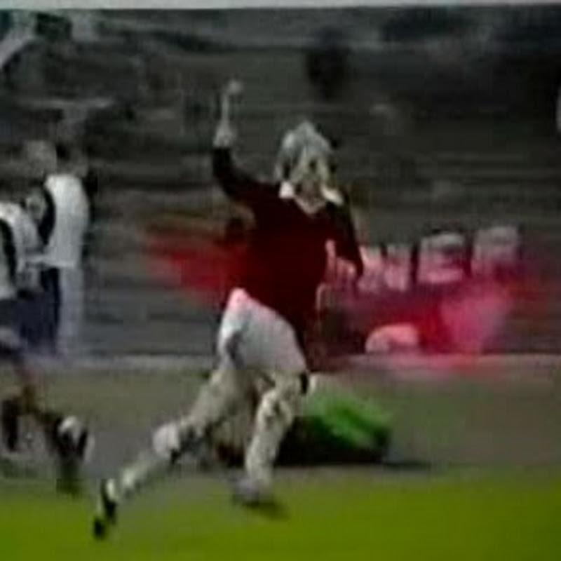 Liverpool Vs Sevilla Spain 5 0 England In Recent European: Hans-Jürgen Riediger Tor 5 MAR 1980 Nottingham Forest V