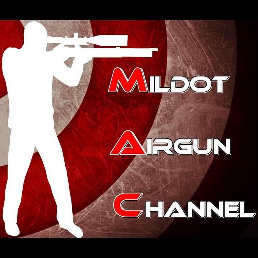 MilDot Airgun Channel