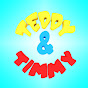 Teddy and Timmy Poems For Kids on realtimesubscriber.com