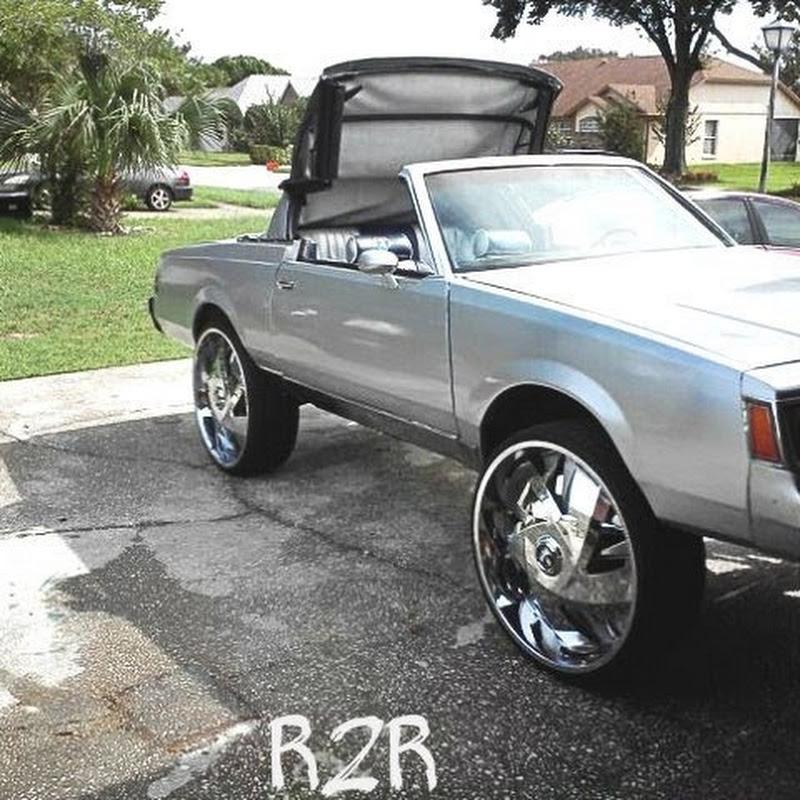 Cadillac Dts On Forgiato Otto's 22's