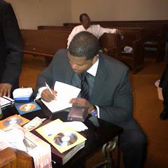 Bishop Lorenzo Edwards