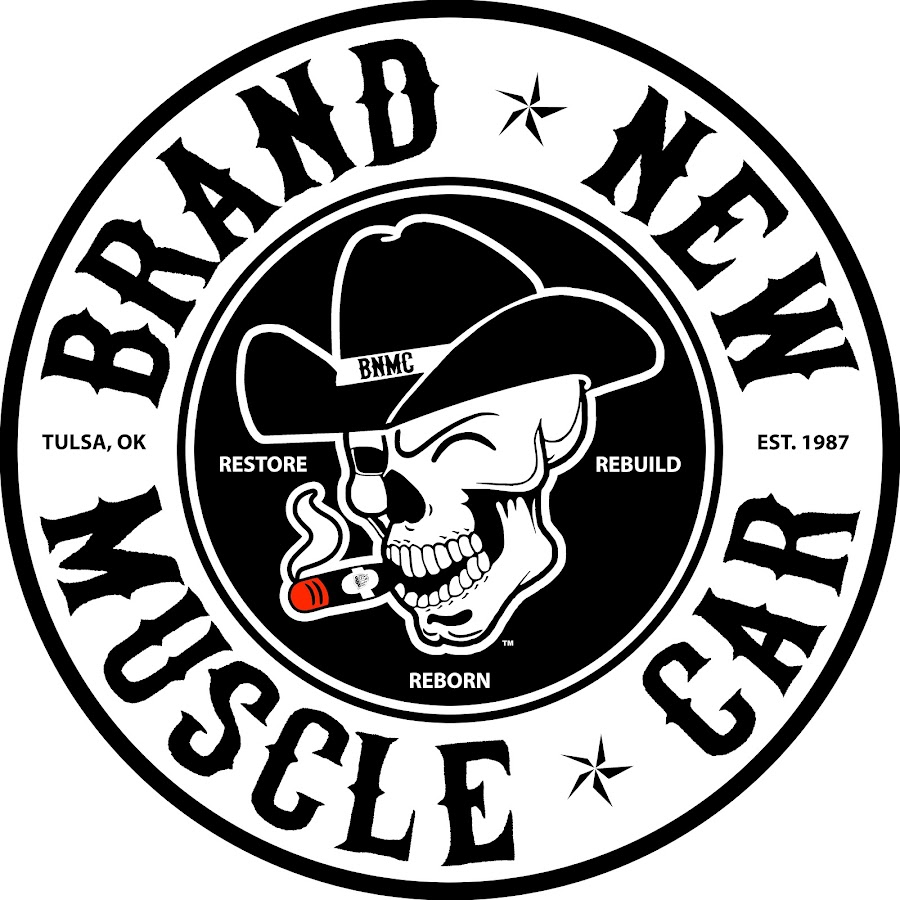 Brand New Muscle Car Youtube