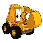 Жёлтый Экскаватор