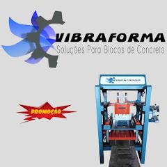 maquina para blocos de concreto vibraforma