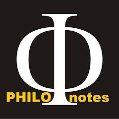 PHILO-notes