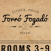 Forro Fogado Pansion, Restaurant, Camping