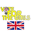 Vote for the Girls UK