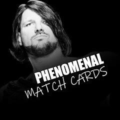 Phenomenal Match Cards