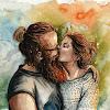 Jon and Eva