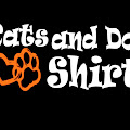 Cats Lovers Shirts Dog Lovers shirts