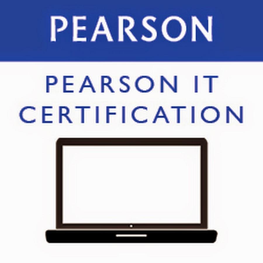 Pearson It Certification Youtube