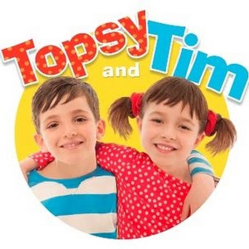 Tosia i Tymek po polsku | Topsy and Tim