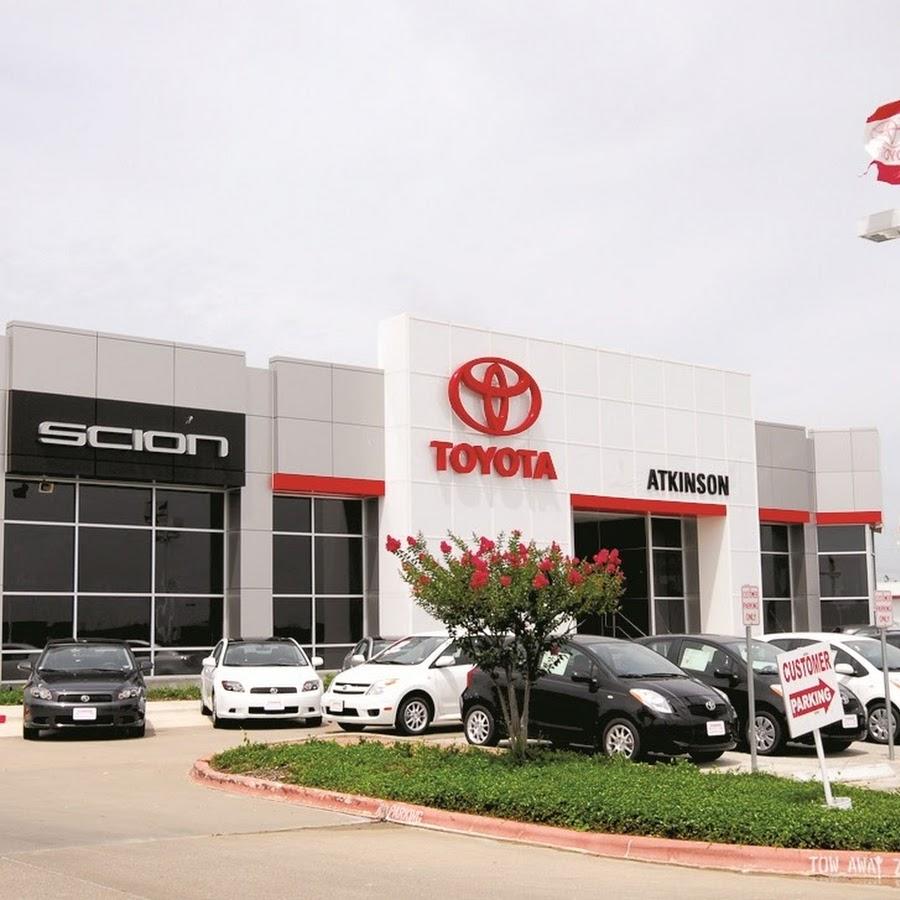 Atkinson Toyota Bryan Tx >> Atkinson Toyota Bryan Youtube