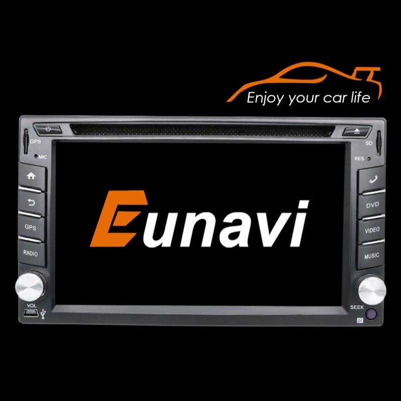 Eunavi - 2 din universal radio ( Windows CE ) | FunnyCat TV