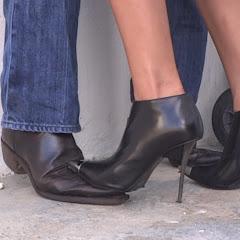 Wet Shoe