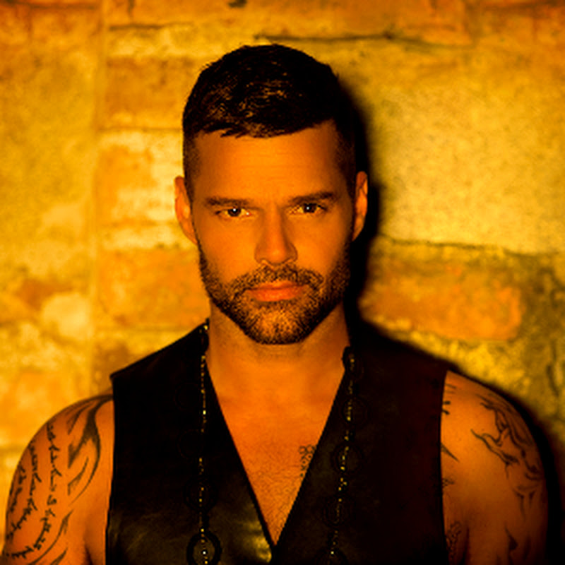 Rickymartinvevo YouTube channel image
