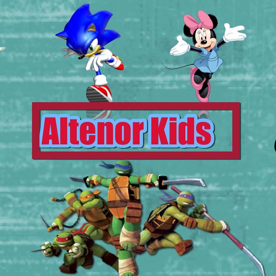 ce9392113f6a Altenor Kids - YouTube
