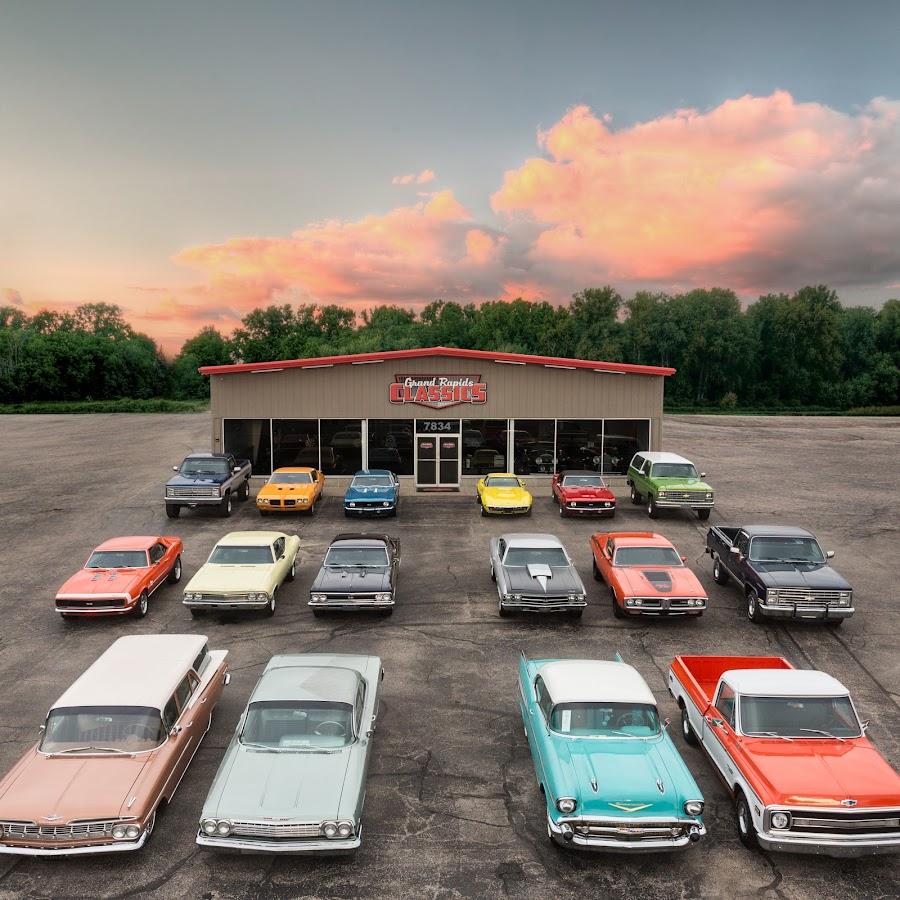 Chevrolet Grand Rapids: GRAND RAPIDS CLASSICS WEB VIDEO ACCOUNT