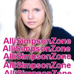 AlliSimpsonZone
