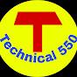 Technical 550